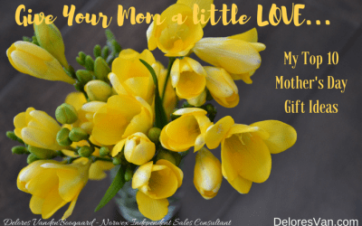 Norwex Top 10 Mother's Day Gift Ideas