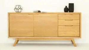 meuble en bois massif avantages