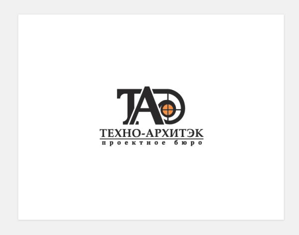 Логотип для проектного бюро «Техно-Архитэк»