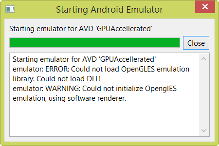 8 Tips to Speed Up Your Android ARM Emulator (AVD) | The