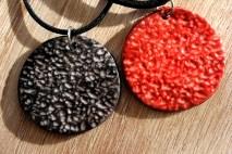 colliers noir et marron 2