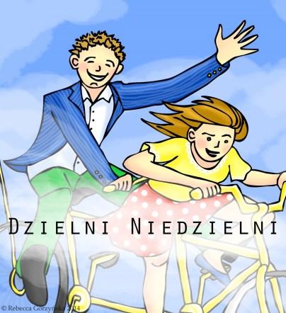 commission for Dzielni Niedzielni-- artwork (c) Rebecca Górzyńska