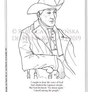 John Henry Coloring Page | Tall tales activities, Teaching tall ... | 300x300