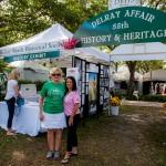 Historical Society - Winnie Edwards & Cathy Balestriere