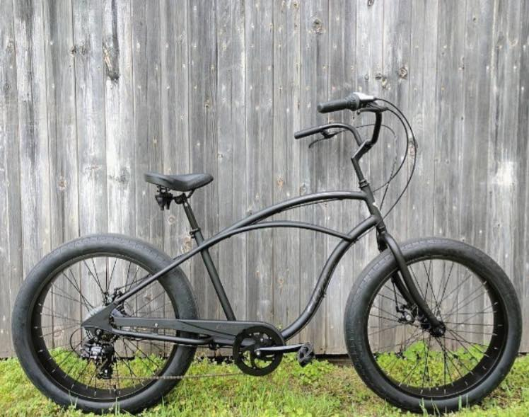 Electa Fat Lux Bike