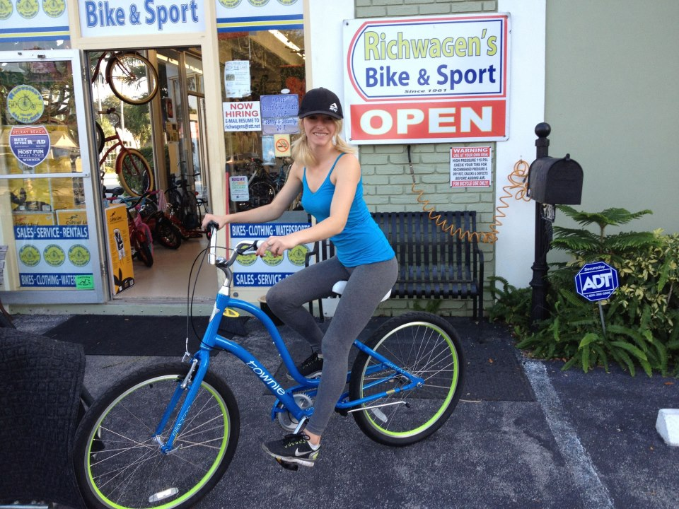Electra Townie Blue