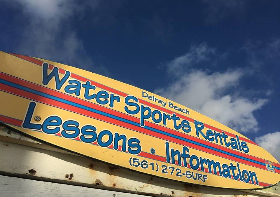 Water Sports Rentals, Lessons and Info