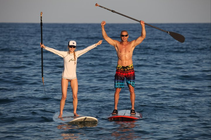 Stand Up Paddle Boarding Tips and Tricks