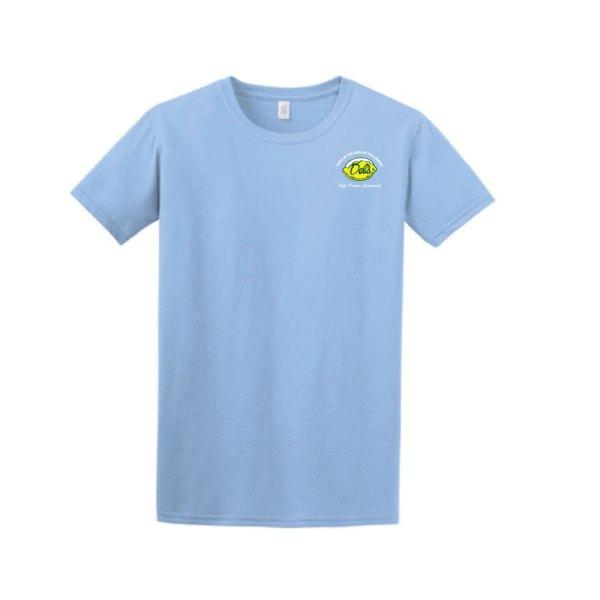 Del's Lemoticon t-shirt