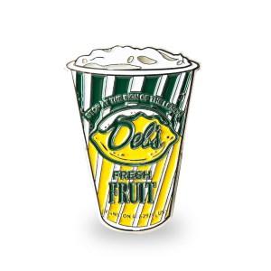 Del's Cup Pin