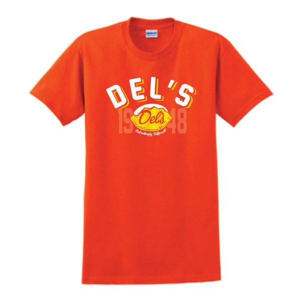 2000 Shirt Orange