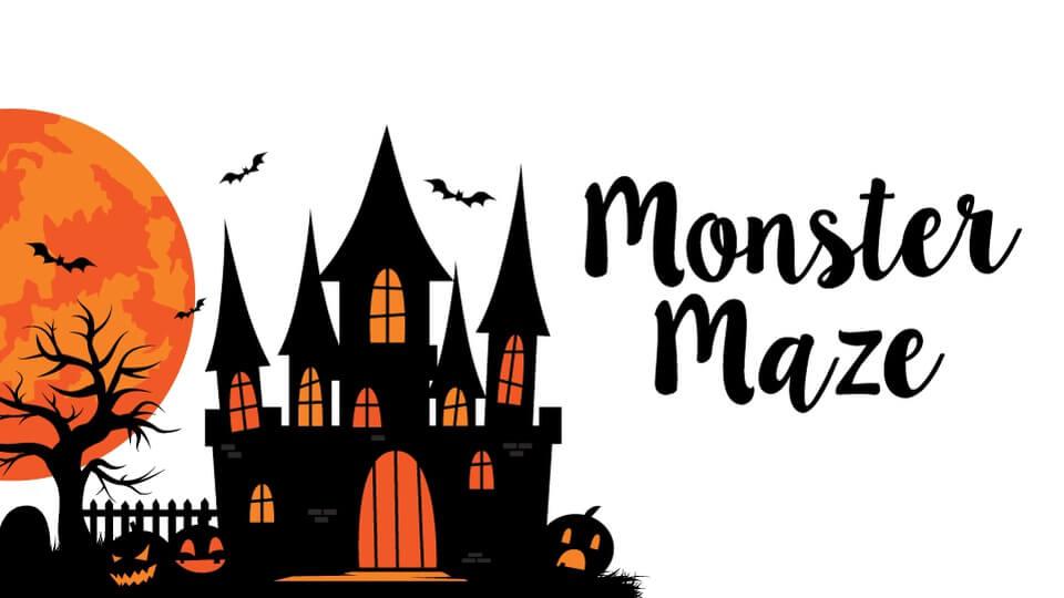 tsawassen mills halloween monster maze contest prizes delta