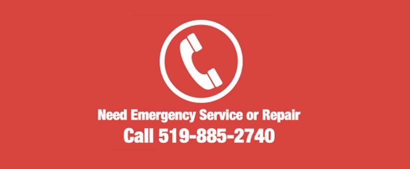 Emergency AC service