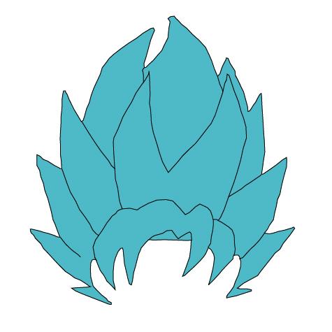 Goku Blue