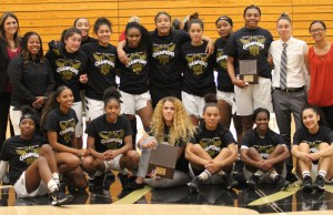 Delta College women's basketball