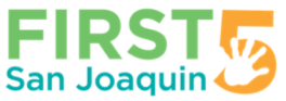 First 5 San Joaquin Logo