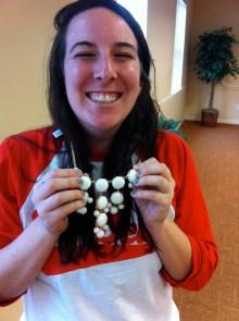 Jenny won a JCrew necklace