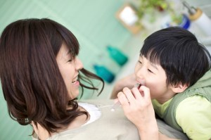 Including oral health as part of your family's daily routine is sure to keep everyone smiling!