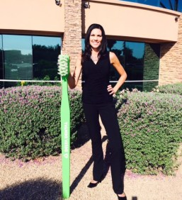 Dr. Joy Collier of Desert Vista Dental