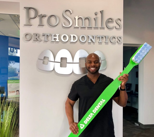 Dr. McGuire of ProSmiles Orthodontics