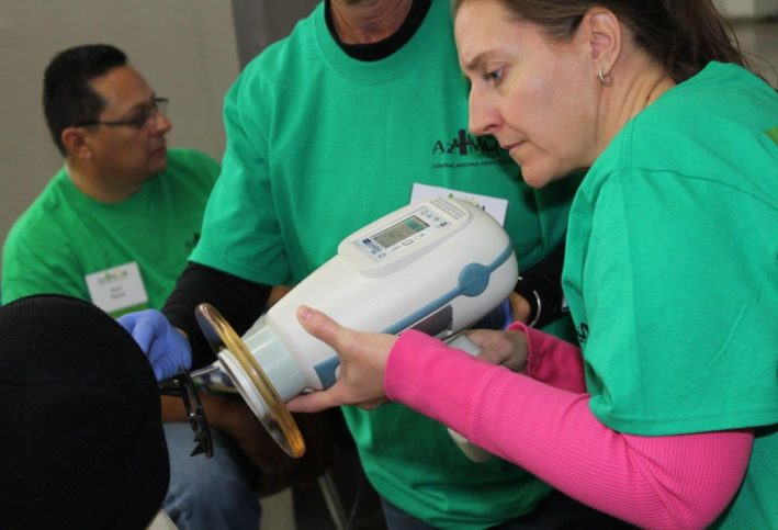 Nonprofits can rent dental equipment from Phoenix ToolBank