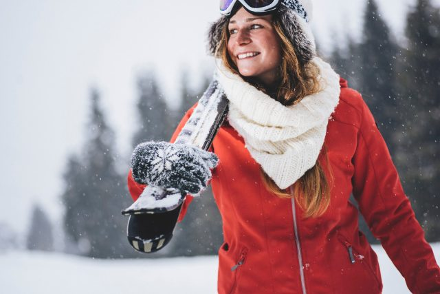 Keep Your Smile Intact While Skiing at Snowbowl