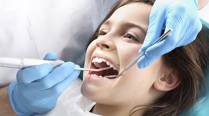 Professional cleanings go beyond your standard brushing and flossing.