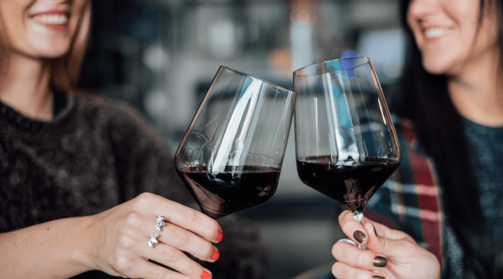 Is red wine healthy