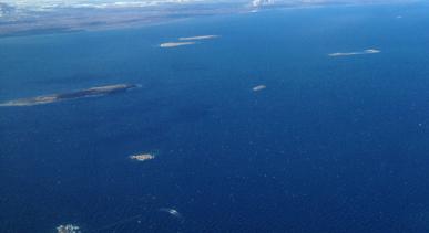 kokhonok islands