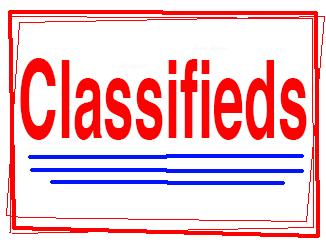 Classifieds online