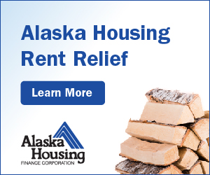Alaska Housing Rent Relief ad
