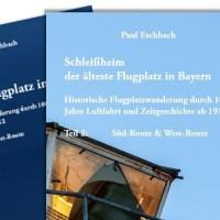 """Zweiter Band als gedruckter Wanderführer """"Schleißheim"""" erscheint im Eigenverlag bei DELTA IMAGE"""