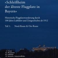 Paul Eschbach - Schleißheim der älteste Flugplatz in Bayern - Teil 1: Nord-Route & Ost-Route