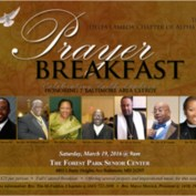 Annual Lenten Prayer Breakfast