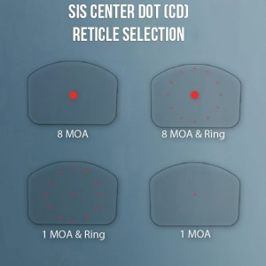cqs/sis-reticle-selection