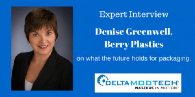 Expert interview with Denise Greenwell on what the future holds for packaging.