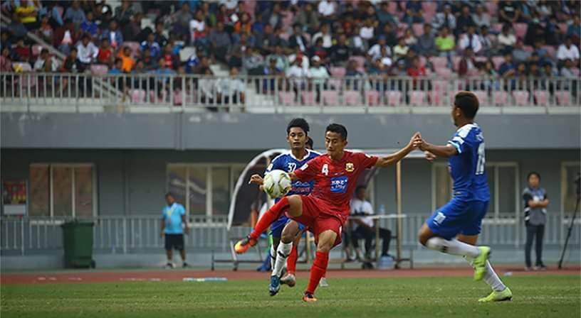 မြန်မာနေရှင်နယ်လိဂ် ဘောလုံးပြိုင်ပွဲကို လာမယ့်နှစ်မှာ ကျင်းပသွားမယ်လို့ လိဂ်ကော်မတီထုတ်ပြန်