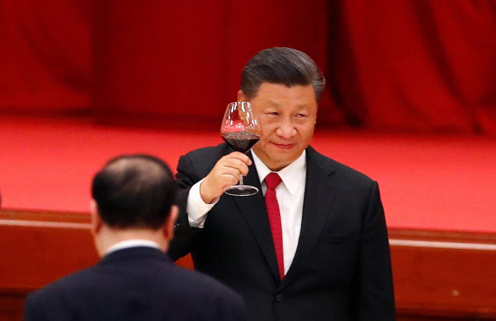 ထိုင်ဝမ်နဲ့ ငြိမ်းချမ်းစွာ ပြန်လည် ပေါင်းစည်းမယ်လို့ တရုတ်သမ္မတ ရှီကျင့်ဖျင်ကတိပြု