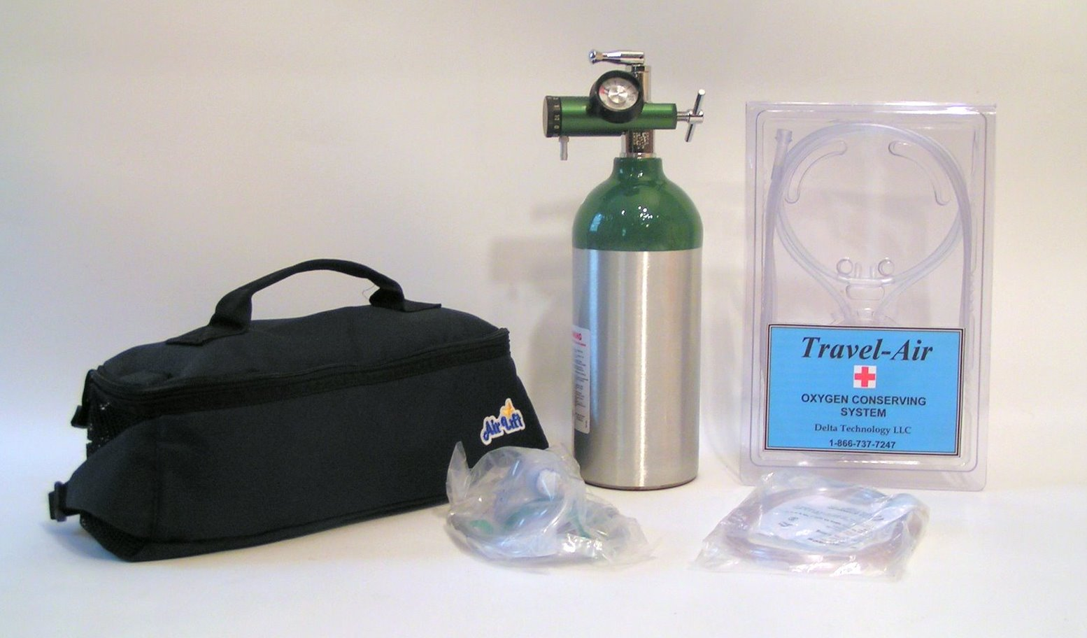Portable Travel Oxygen Systems By Travel Air High Duration