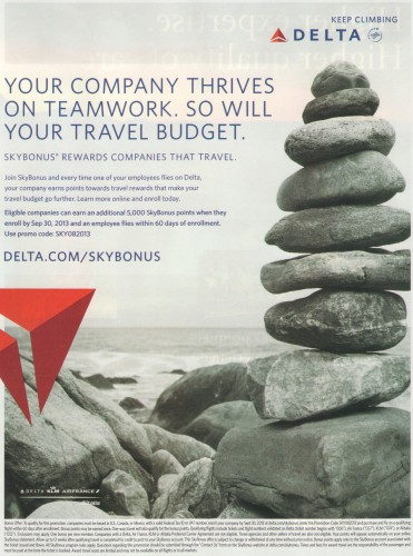 skybonus from sky magazine delta points blog