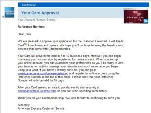 amex spg card approved delta points blog
