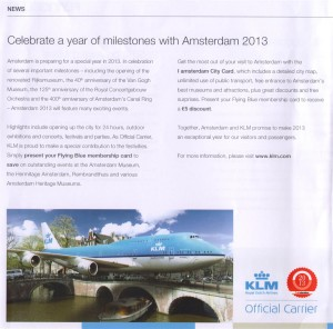 from klm discounts in amsterdam 2013 delta points blog