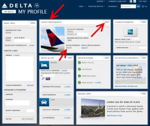 my profile delta points blog