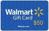 50 walmart gift card