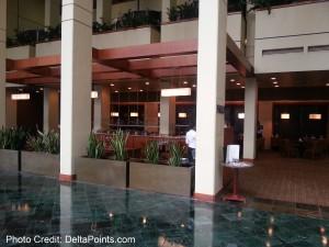 Westin Atlanta Airport ATL jr Suite Delta Points blog review (11)