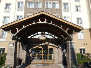 staybridge hotel mke airport delta points blog