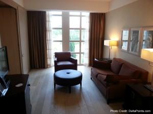 Sheraton Golf Parco de Medici Hotel & Resort Roma Rome Delta Ponts blog review (1)