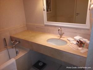 Sheraton Golf Parco de Medici Hotel & Resort Roma Rome Delta Ponts blog review (6)