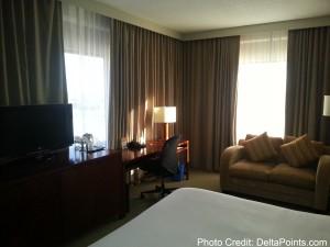 The SPG Westin Chicago Northwest Delta Points travel blog (4)