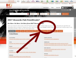 new IHG PointBreaks list on the way soon - get ready delta points blog